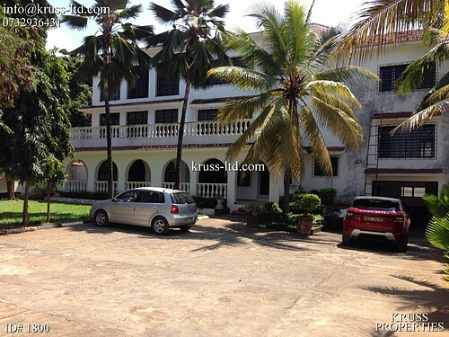7br building suitable for for sale in nyali off beach road